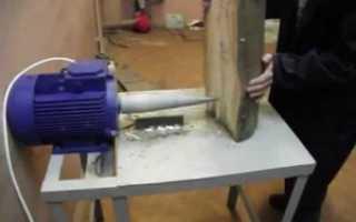 Дровоколы конусные и гидравлические: особенности конструкции, создание своими руками