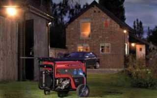 Бензиновые генераторы электрического тока для частного дома: какой стоит выбирать и какая их цена