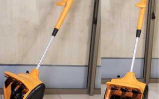 Что собой представляет электрическая снегоуборочная лопата: характеристики инструмента, виды, плюсы и минусы