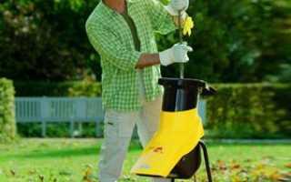Садовый измельчитель для травы и веток: особенности, преимущества, как правильно выбрать и использовать