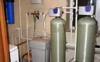 Как провести в частный дом воду из центрального водопровода