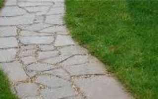 Дорожки из природного камня: плюсы и минусы, характеристики, сравнение с другими материалами, технология укладки
