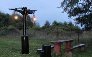 Уличные фонари своими руками: фото и сборка своими руками светильника для загородного дома
