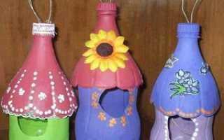 Скворечник своими руками: особенности изготовления из пластиковой бутылки, картона и коробки, фото