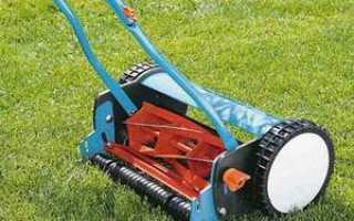 Механические газонокосилки: существующие разновидности, их плюсы и минусы, отзывы потребителей