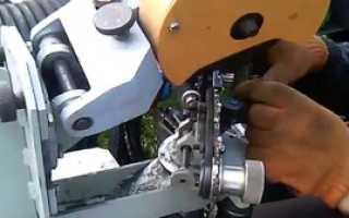 Способы наточить цепь бензопилы в домашних условиях: приспособления и станки для заточки