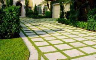 Дорожки из бетона: преимущества и недостатки, технология обустройства своими руками