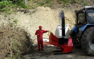 Дробилка веток: эффективный способ измельчения древесных отходов для садовых удобрений и утилизации