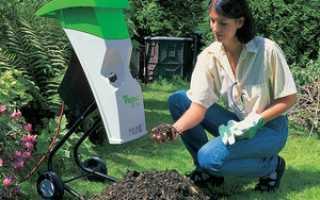 Садовые измельчители: принцип работы, плюсы и минусы, разновидности, правила эксплуатации
