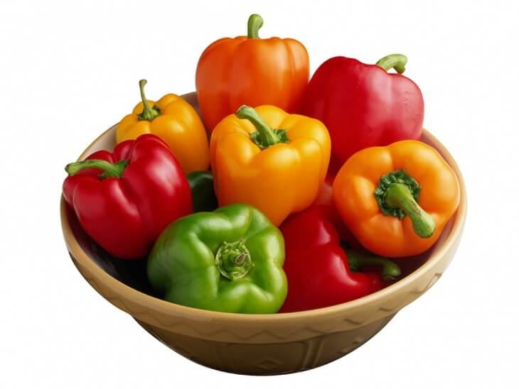 На сегодняшний день существует более 500 видов сортов болгарского перца