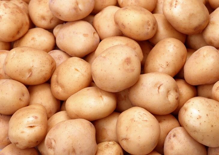 Хороший урожай картофеля можно получить на солнечном и не слишком влажном участке