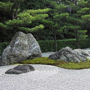 Основные элементы японских садов
