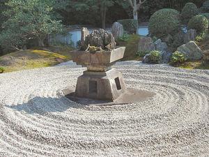 Последовательность этапов при создании японских садов