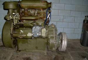 Двигатель УД 2 - удобное решение для минитрактора для дачи