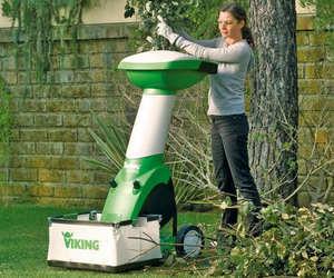 Функциональные особенности садовых электрических измельчителей