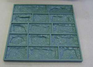 Формы для искусственного камня