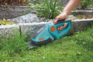 Ножницы для газонов и кустарников аккумуляторные Gardena