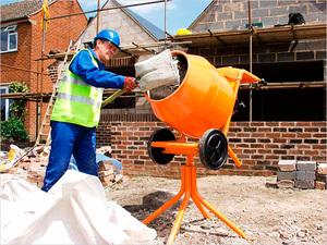 Советы специалистов, как правильно пользоваться бетоносмесителем