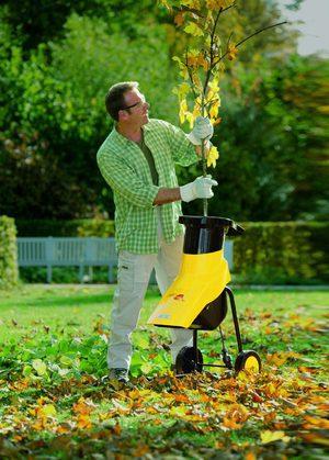 Как устроен садовый измельчитель