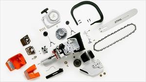 Техническое описание устройства электрических цепных пил