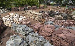 Пластины природного камня