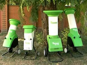 Нюансы выбора модели садового измельчителя