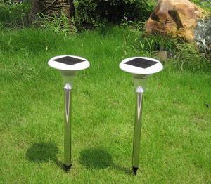 Характеристика газонных и садовых фонарей на солнечных батареях