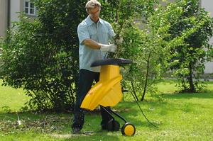 Техническое описание типов двигателей садовых измельчителей