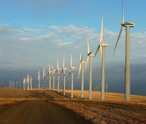 Ветрогенераторы промышленные