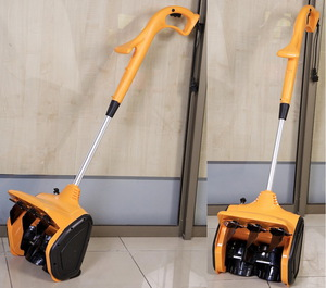 Техническая характеристика электрических лопат для уборки снега