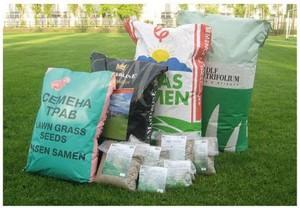 Описание разновидностей трав для газонов